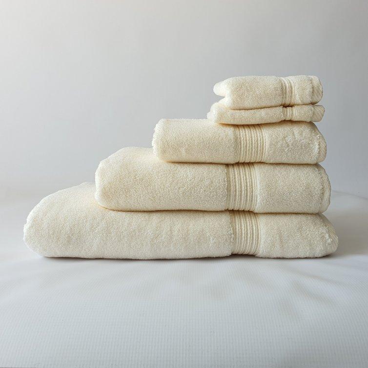 Colibri Imperial Towels – Cream 610GSM