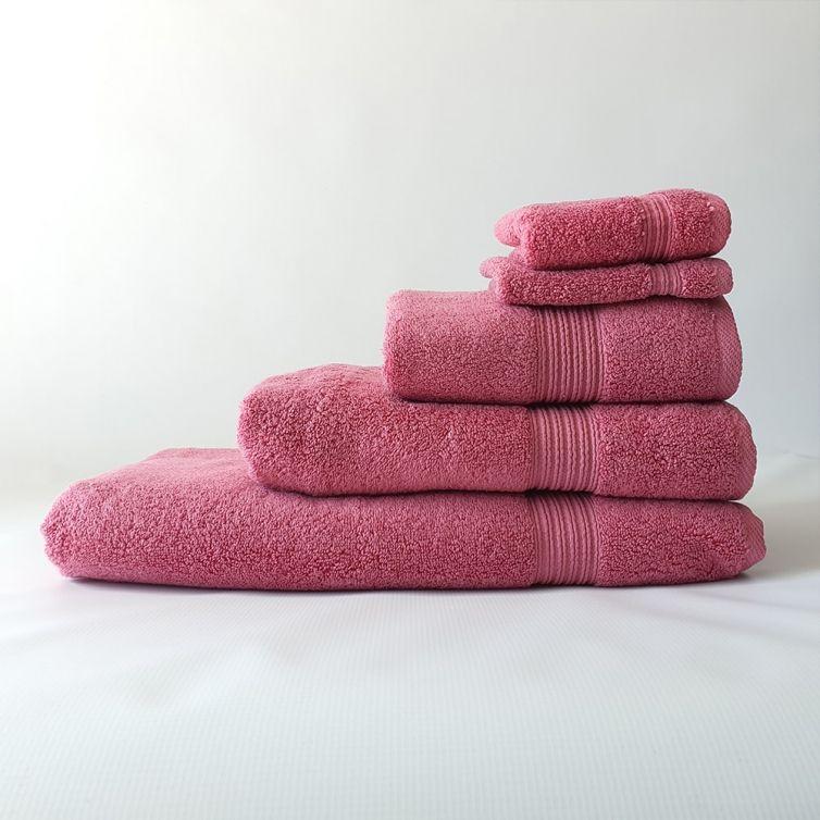 Colibri Imperial Towels – Wild Rose 610GSM