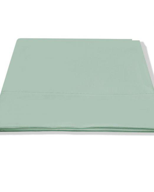 Egyptian cotton 300 thread count flat sheet marine 2