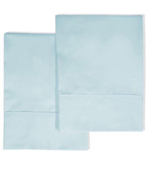 Egyptian cotton 300 thread count pillow caset duckegg 2