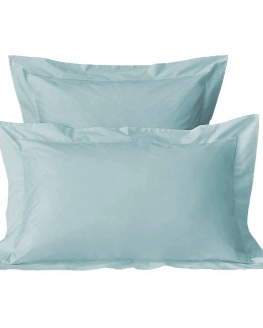 Egyptian cotton 300 thread count pillow caset duckegg