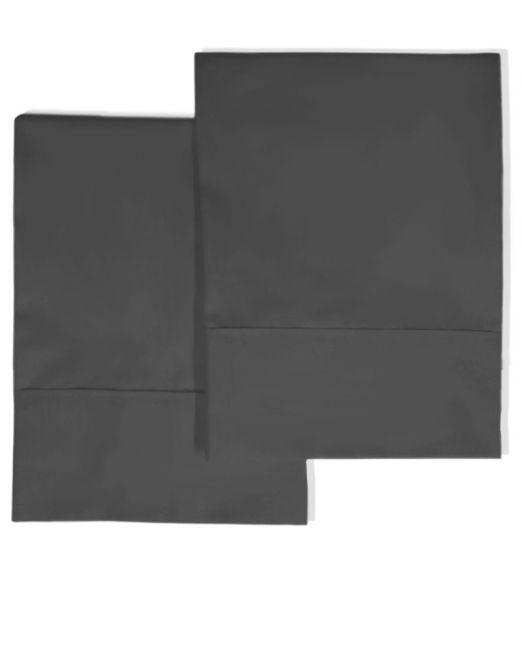 Egyptian cotton 300 thread count pillow caset grey 2