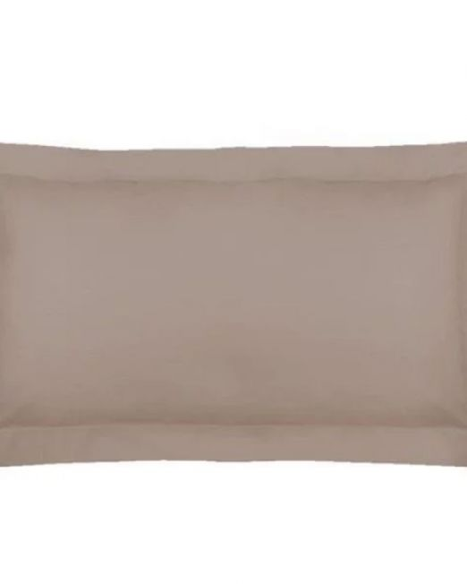 Egyptian cotton 300 thread count pillow caset stone