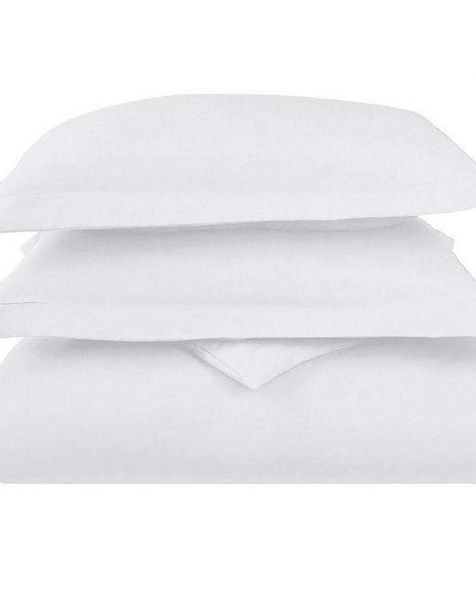 Egyptian cotton 300 thread count pillow caset white 2