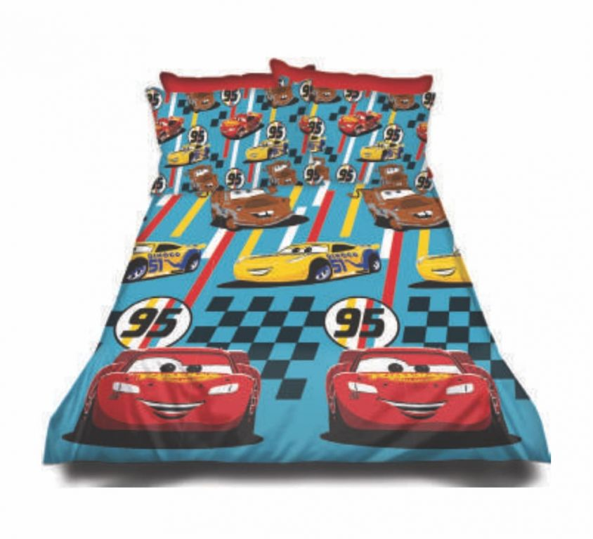 Cars Kiddies Duvet Cover Set