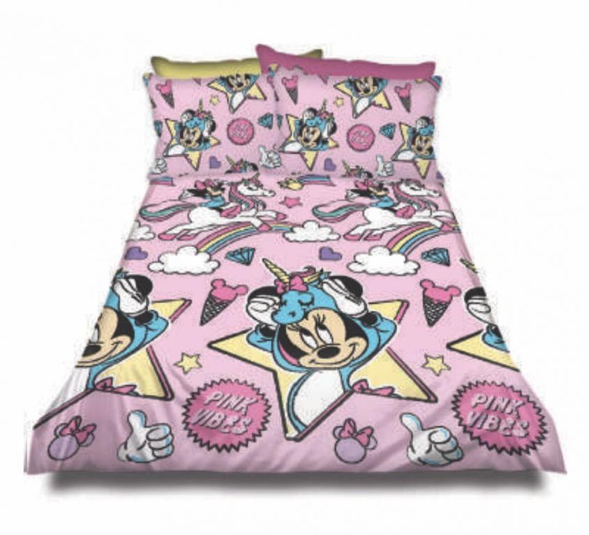 Minie Mouse Kiddies Duvet Cover Set