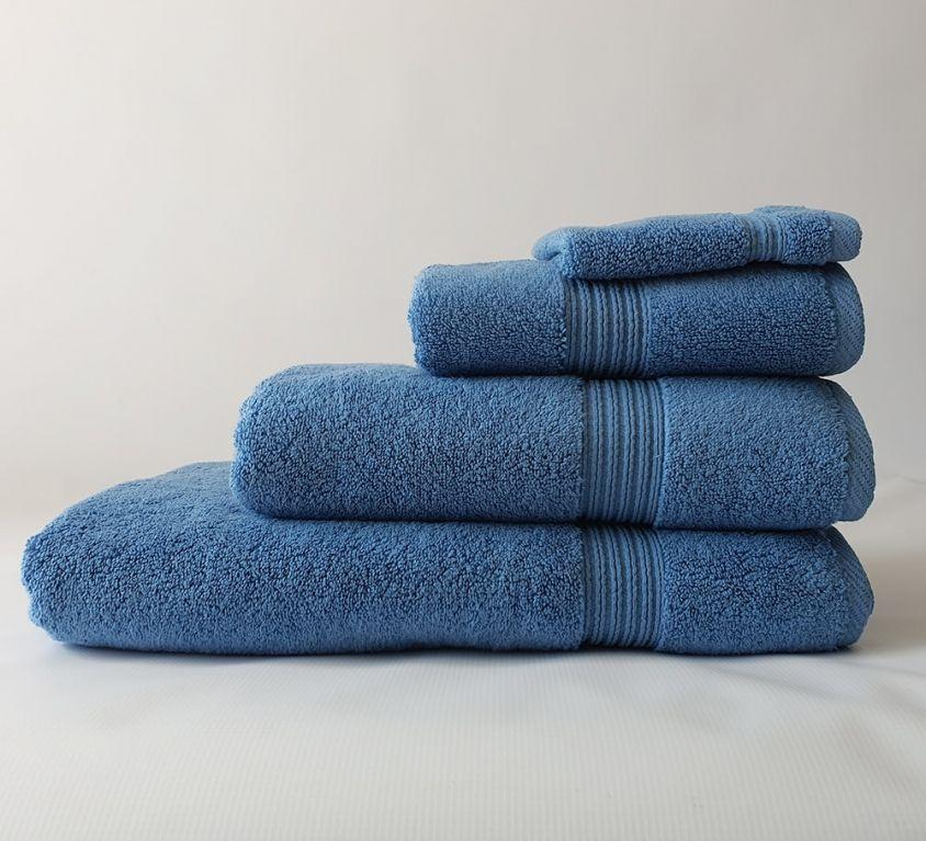 Colibri Imperial Towels – Blue 610GSM