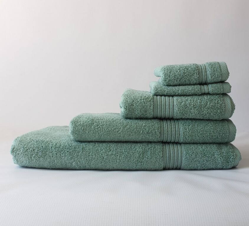 Colibri Imperial Towels – Green 550GSM
