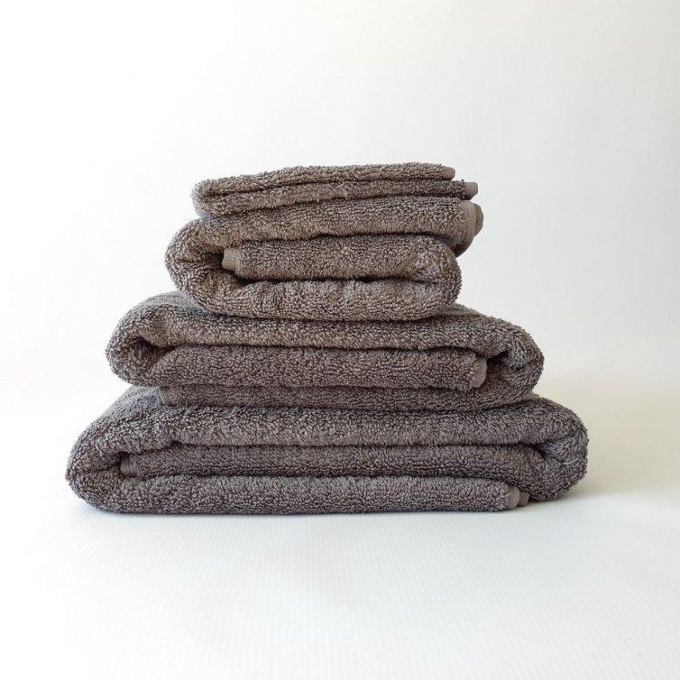 Nortex Indulgence Towels – Charcoal 630GSM