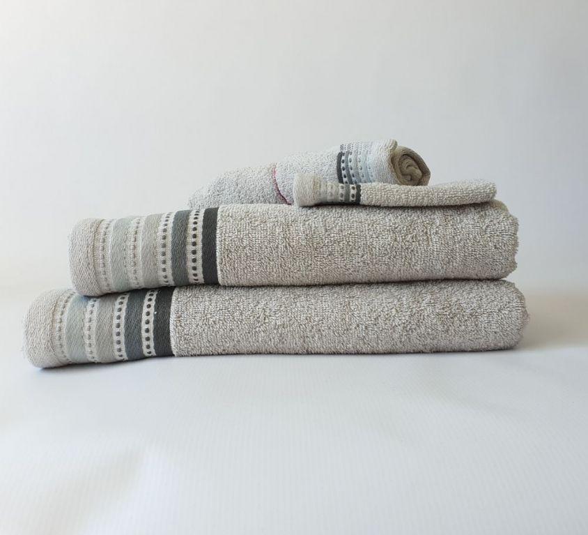 Bristol Royal Turkish Towels – Grey 450GSM