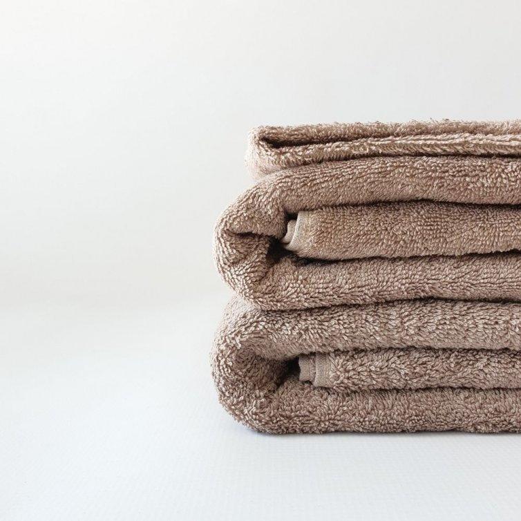 Nortex Indulgence Towels – Beige 630GSM