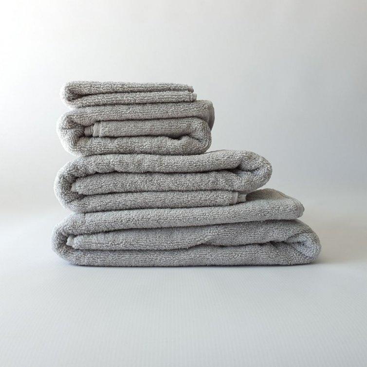 Nortex Inspire Towels – Silver 480GSM
