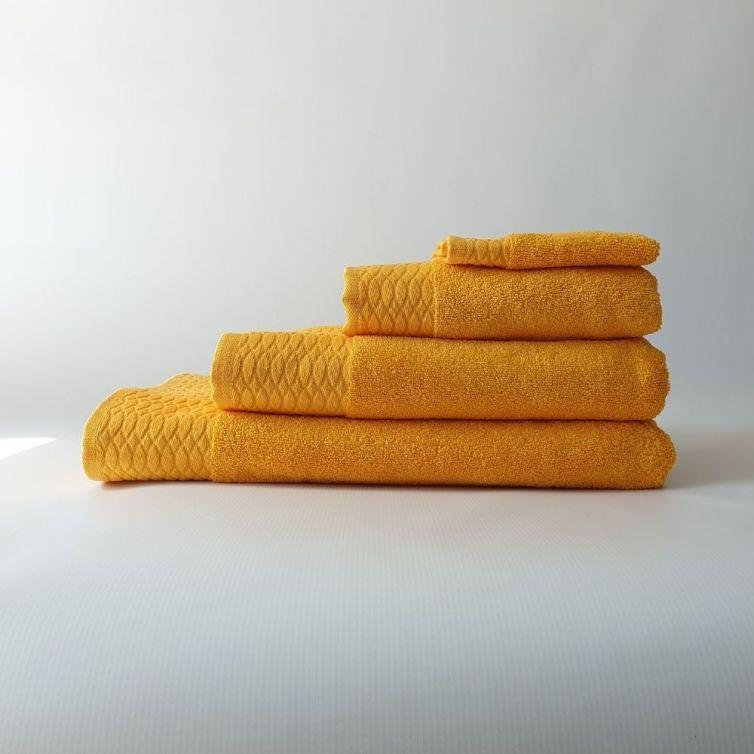 Nortex Inspire Towels – Yellow 480GSM