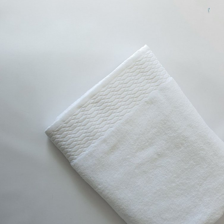 Nortex Inspire Towels – White 480GSM