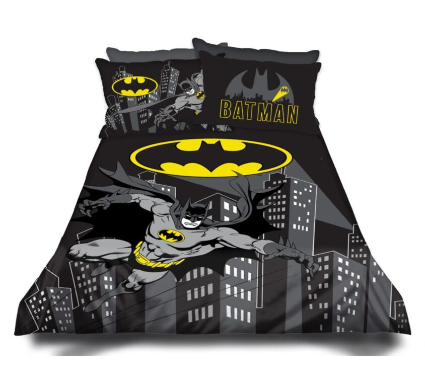 Batman Kiddies Duvet Cover Set