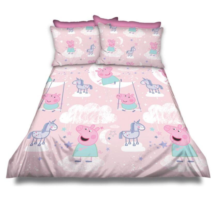 Peppa Pig Kiddies Duvet Cover Set